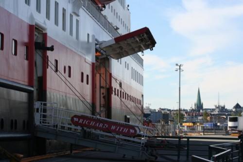Hurtigruten - MS Richard With14