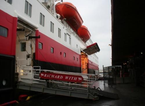 Hurtigruten - MS Richard With17