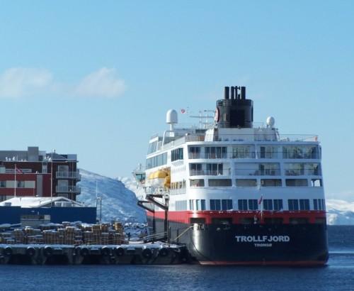 Hurtigruten - MS Trollfjord10