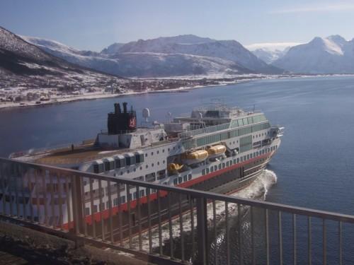 Hurtigruten - MS Trollfjord12