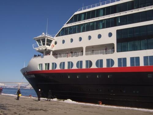 Hurtigruten - MS Trollfjord13
