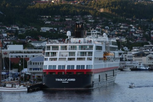Hurtigruten - MS Trollfjord17