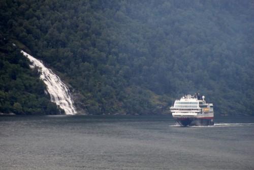 Hurtigruten - MS Trollfjord26