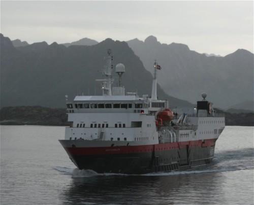 Hurtigruten - MS Vesteralen02