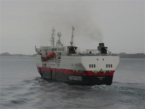 Hurtigruten - MS Vesteralen03