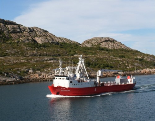 Industry - Sveafjord