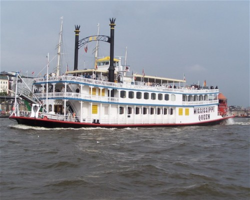 Others - Kapitaen Pruesse - Mississippi Queen