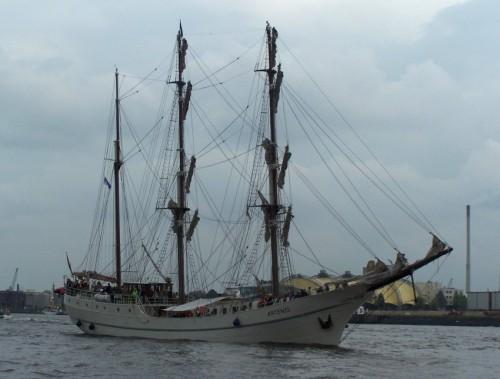 Sailing - Unknown - Artemis